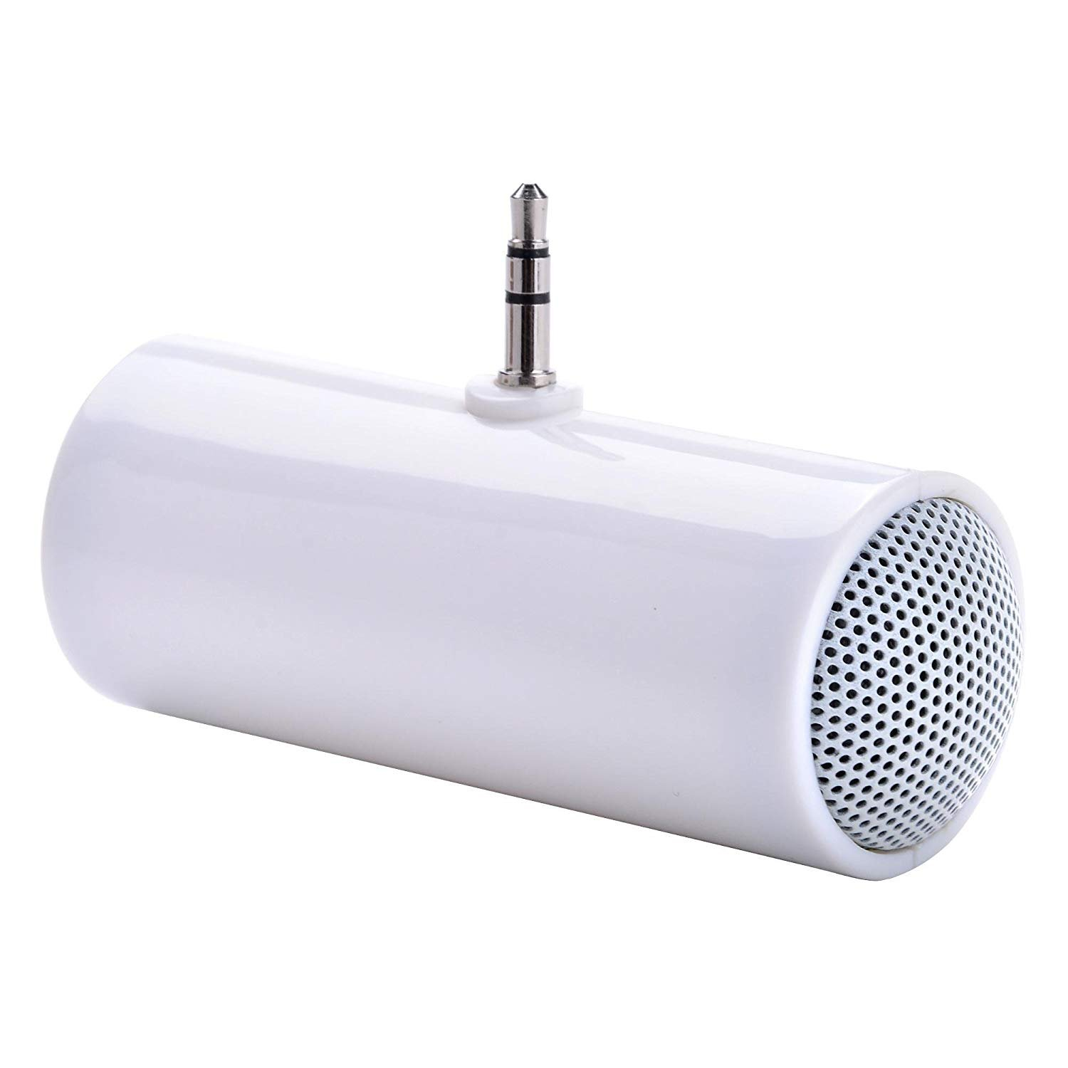 3.5mm Portable Speaker Stereo Mini Speaker Music MP3 Player Amplifier Loudspeaker for Mobile Phone&Tablet PCS Portable Line-in Speakers