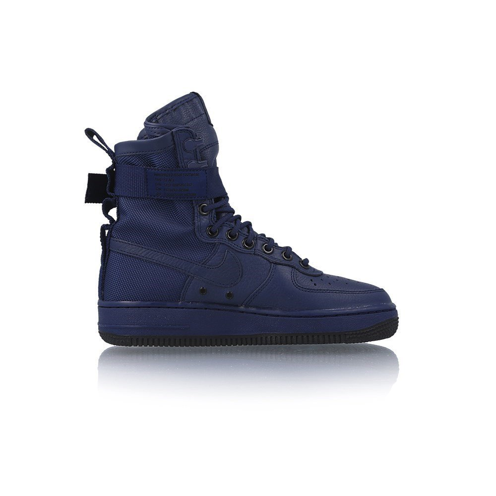 timeless design dafe4 cac2f Amazon.com   Nike Women s W Sf Af1, Binary Blue Binary Blue-Lack, 6 M US    Fashion Sneakers