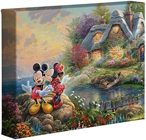 Thomas Kinkade Studios Disneys Sweetheart product image