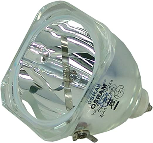 Genuine OEM Replacement Lamp for 3M MOVIEDREAM I Projector Power by Ushio Version B IET Lamps with 1 Year Warranty