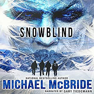 Snowblind Audiobook