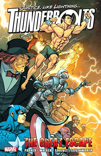 [Read] Thunderbolts: The Great Escape (Thunderbolts (2006-2012))<br />R.A.R