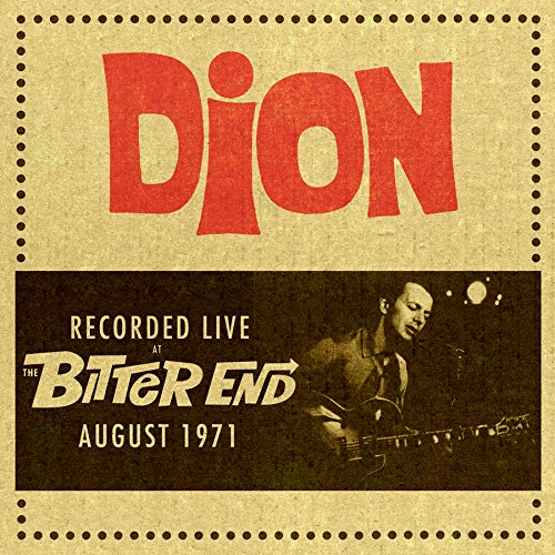 Live At Bitter End 1971