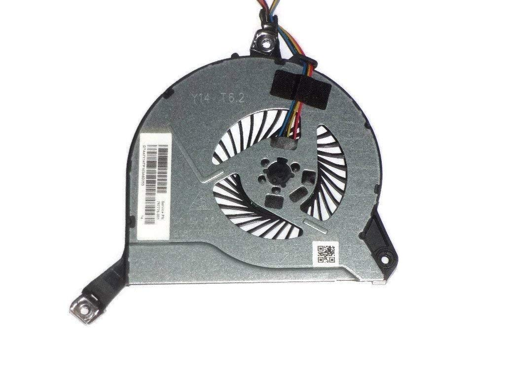 New CPU Fan for HP Pavilion 15-p020us 15-p034cy 15-p035cy 15-p066us 15-p067ca