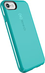 Speck Products CandyShell iPhone SE 2020 Case/iPhone 8/7/6S/6 - Jewel Teal/Mykonos Blue
