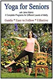Yoga for Seniors with Jane Adams (2nd edition): Improve Balance, Strength & Flexibility with Gentle Senior Yoga, now with 3 complete practices.: more info