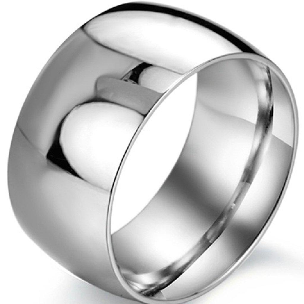 12mm en acier inoxydable Uni Alliance Jude Jewelers JR302