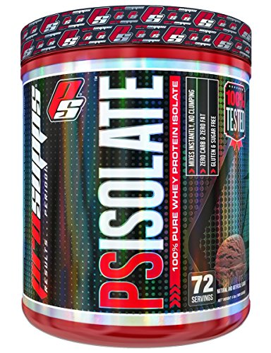 PRO SUPPS TC-F Isolate Powder, Chocolate, 4.4 Pound by PRO SUPPS