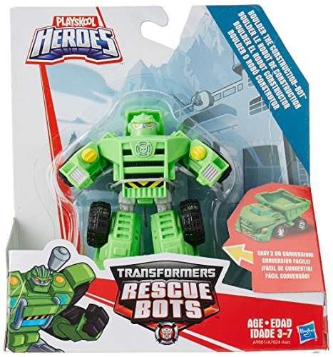 The 8 best playskool heroes transformers rescue bots