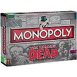 Walking Dead - Jeu de plateau Monopoly *ALLEMAND*