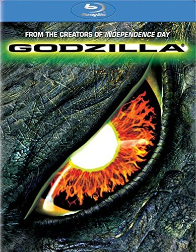 Blu-ray : Godzilla [1998] [Widescreen] (Dolby, AC-3, , Dubbed, Widescreen)