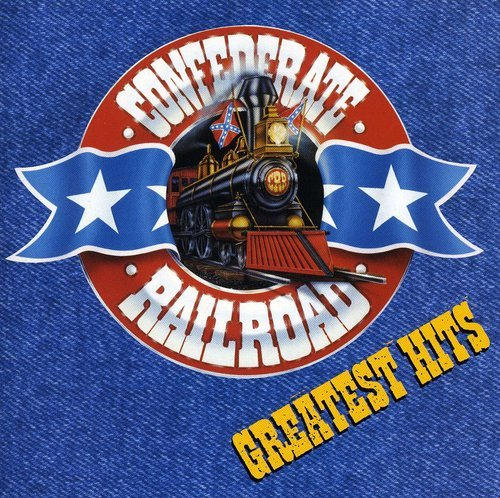 Confederate Railroad - Greatest - Classic Songs Railroad
