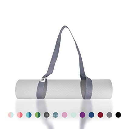 Tumaz Yoga Mat Carrier Sling, Correa de Transporte de ...