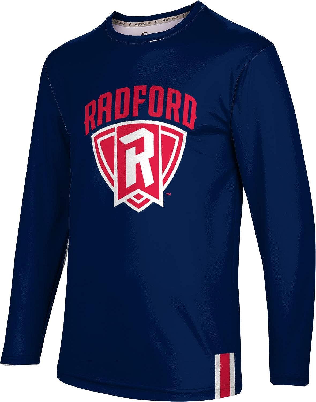 ProSphere Radford University Mens Long Sleeve Tee Solid