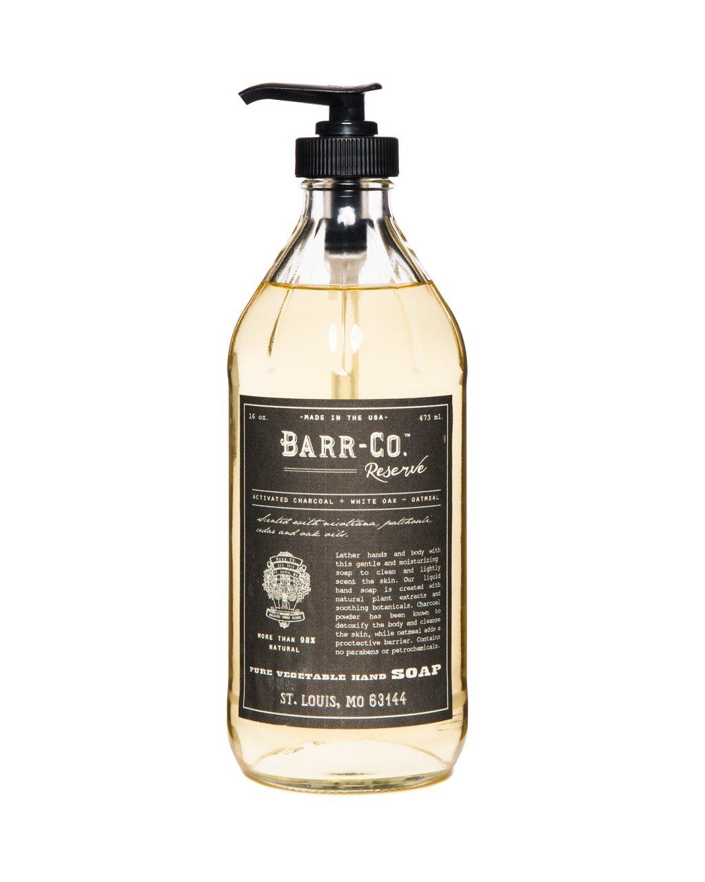 Barr-Co Reserve Liquid Hand Soap 16oz