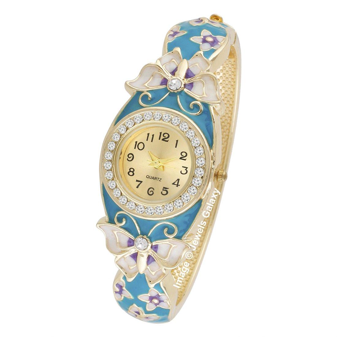 sklep internetowy buty jesienne niska cena Jewels Galaxy Limited Edition Luxuria AD Butterfly Designer ...