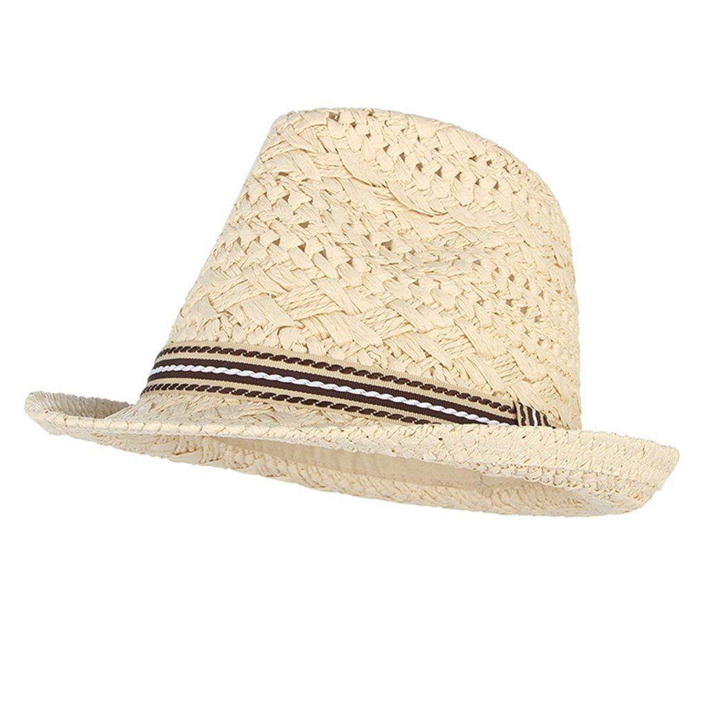 85e72fae52610 Mens Summer Straw Hats-Breathable Hollow Out Mesh Beach Sun Hats Unisex at Amazon  Men s Clothing store