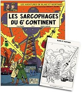 """Afficher """"Les aventures de Blake et Mortimer. n° 16 Les sarcophages du 6e continent"""""""