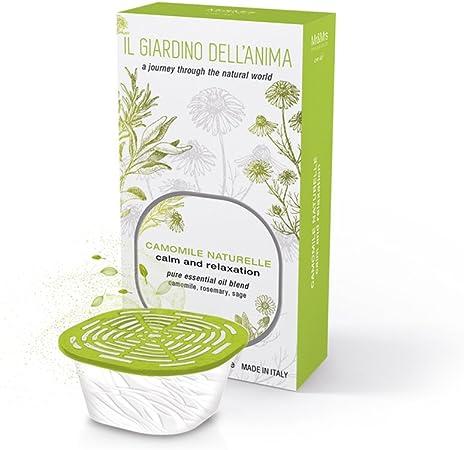Mr Mrs Fragrance Garten Der Seele Kapseln Camomille Naturelle Kunststoff Transparent