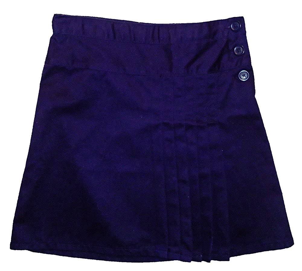 Gap Kids Girls Navy Pleated School Uniform Skirt 7