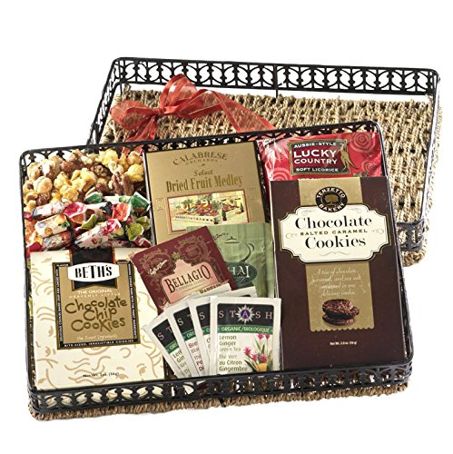 Broadway Basketeers Gourmet Collection Gift Tray by Broadway Basketeers (Image #3)