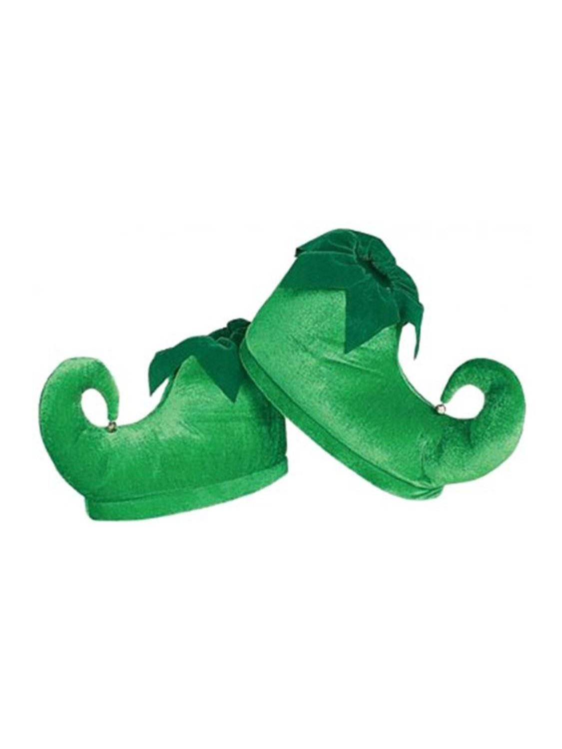 Rubie's Deluxe Elf Shoes, Green, One Size