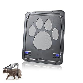 Umiwe Puerta de Pantalla para Mascotas, Gato y Cachorro ...