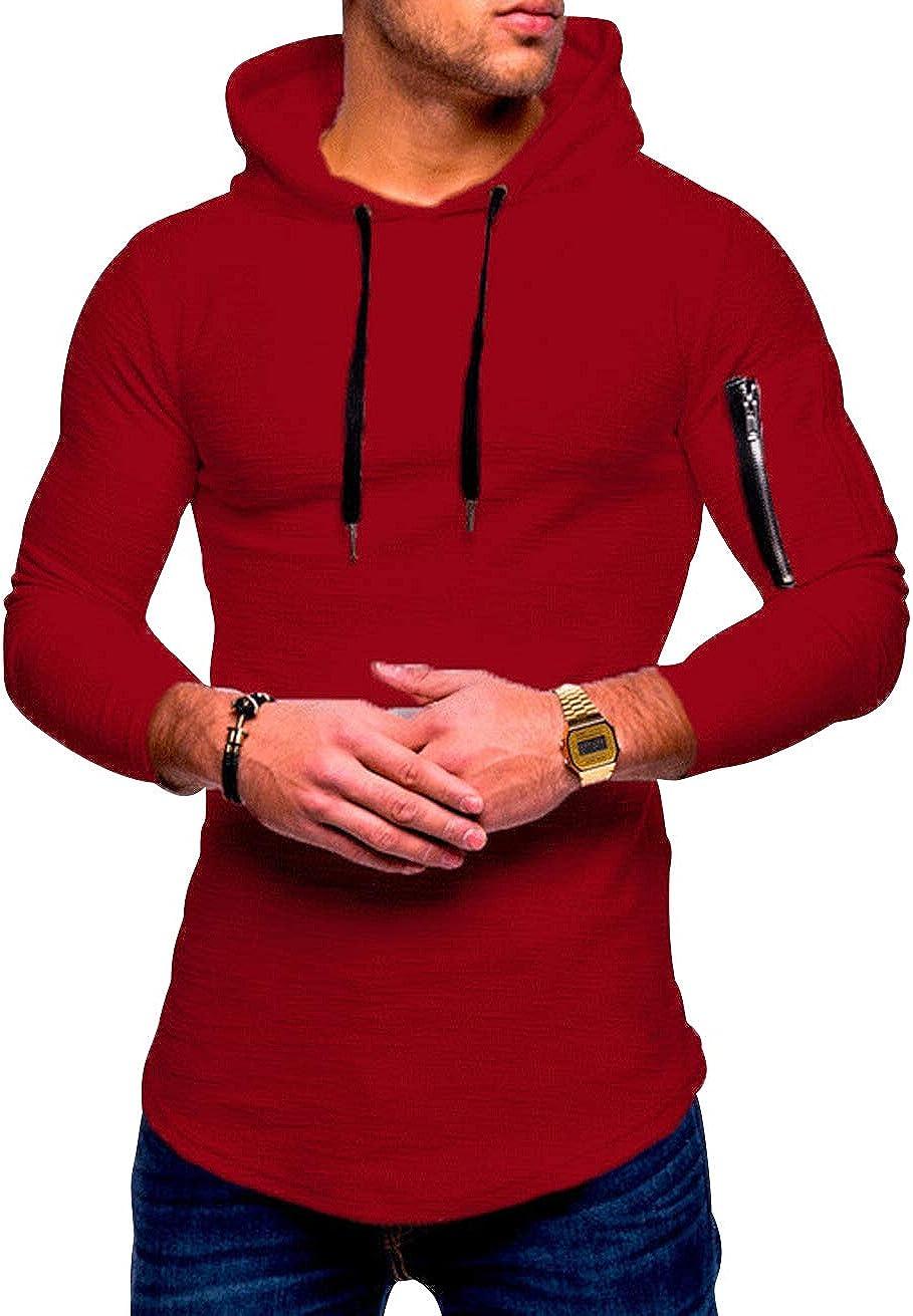 Sweat /à Capuche Homme Sport Pull Sweat Shirt a Capuche Oversize Hoodies Sweatshirt Uni Hoodie Large Sweats Shirts Sweet Chandail Capuche Grande Taille Sweat-Shirt Chaud Hiver Basique Simple