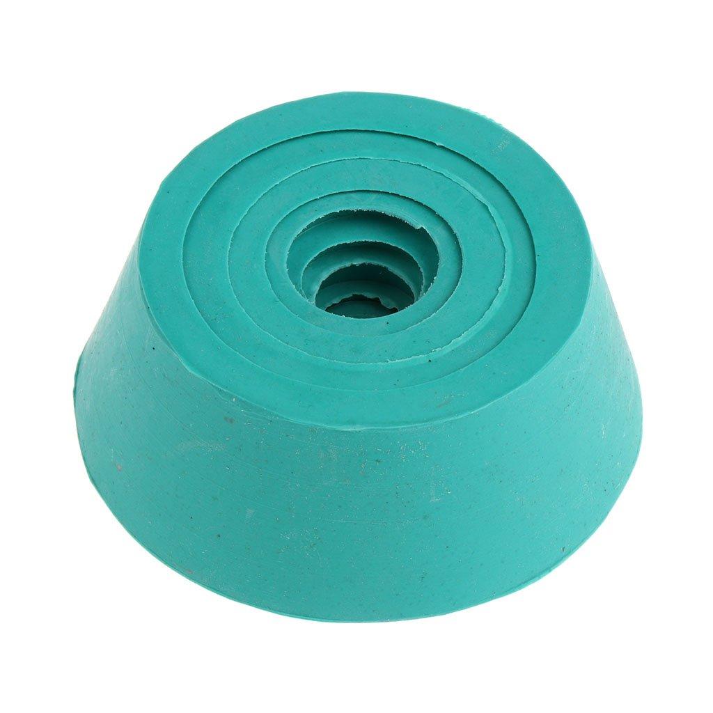 LOVIVER Filter Adapter Cone Set Rubber Stopper Buchner Funnel Flask Filtration Set