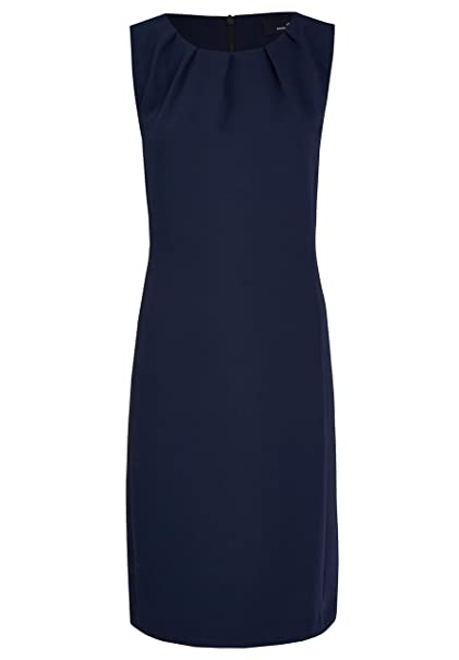 Daniel Hechter Damen Elegantes Kleid: : Bekleidung