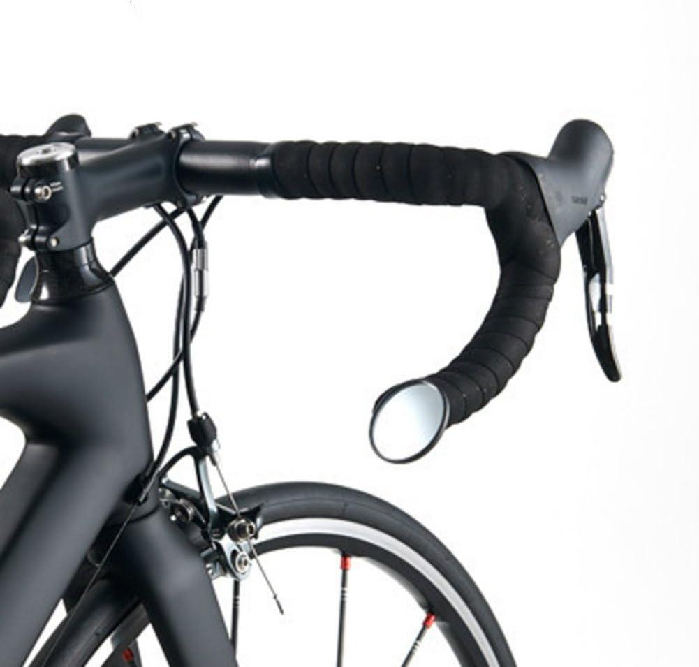 PENVEAT - Espejo retrovisor para bicicleta de carretera MTB con ...