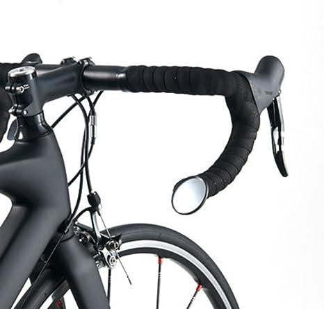 PENVEAT - Espejo retrovisor para bicicleta de carretera MTB con espejo ultraligero y seguro, accesorios para bicicleta: Amazon.es: Deportes y aire libre