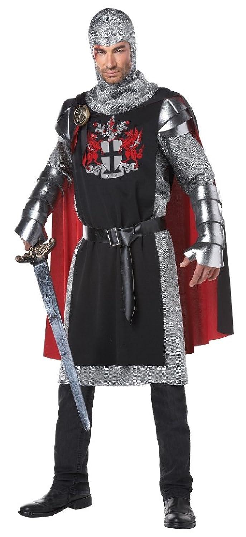 Amazon.com: California Costumes Men's Renaissance Medieval Knight ...