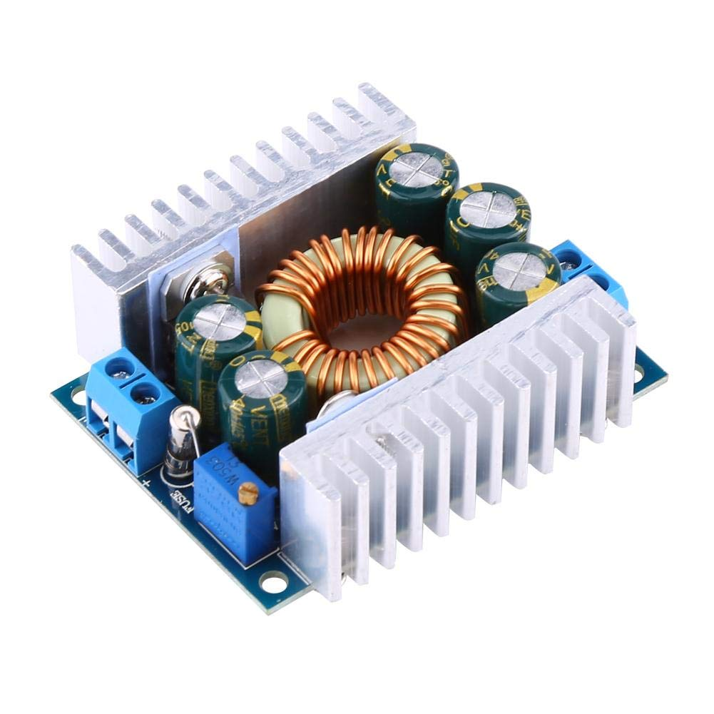 etc Power Transformers DC-DC Converter Buck Module,Acogedor DC Step Down Module Converter 4.5V-30V to 0.8V-12V,100W 12A,DC Buck Converter for Storage Battery