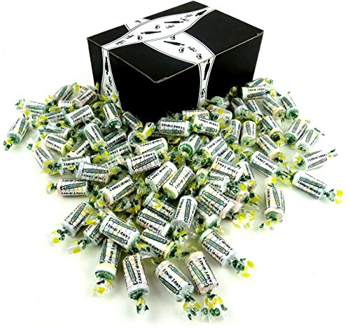 Smarties Candy Money Rolls, 2 lb Bag in a BlackTie Box]()