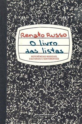 O Livro das Listas. Referências Musicais, Culturais e Sentimentais