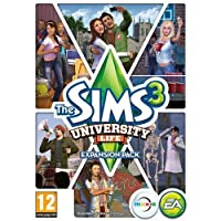 The Sims 3 University Life [Online Game Code]