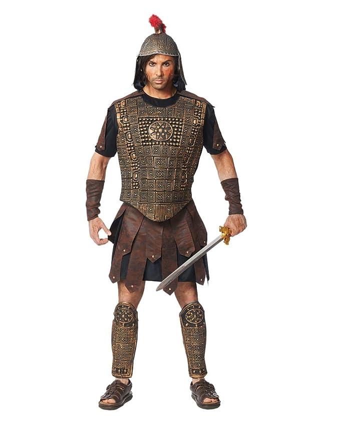 Mr. Gladiador Costume ML: Amazon.es: Juguetes y juegos