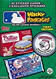 2016 Topps Wacky Packages MLB Baseball EXCLUSIVE 16