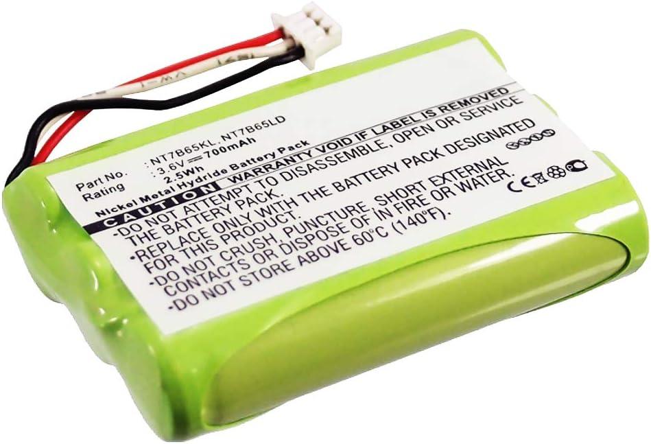 Subtel Battery Compatible With Spectralink 7202 7212 Elektronik