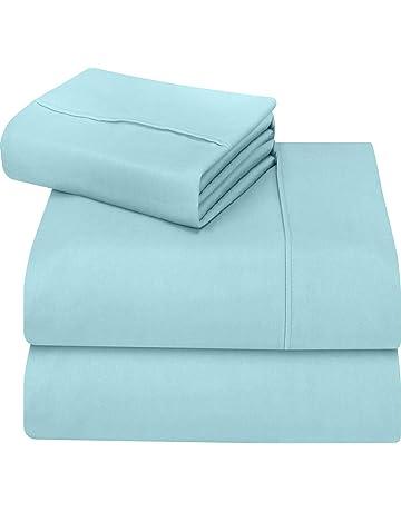 Amazon.es: Juegos de sábanas y fundas de almohada: Hogar y ...