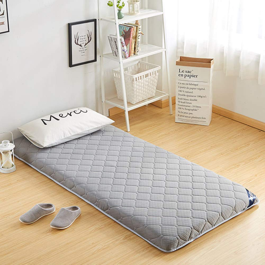 Sleeping Tatami Floor Mat, Breathable Futon Tatami Mattress Pad Soft Thick Japanese for Student Dormitory Mattress-a Full by VIVOCFuton