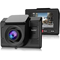 TOGUARD Full HD 1080P Car Driving Dash Cam with GPS & WiFi