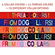 Gotags Personalized Collar Embroidered Adjustable 2
