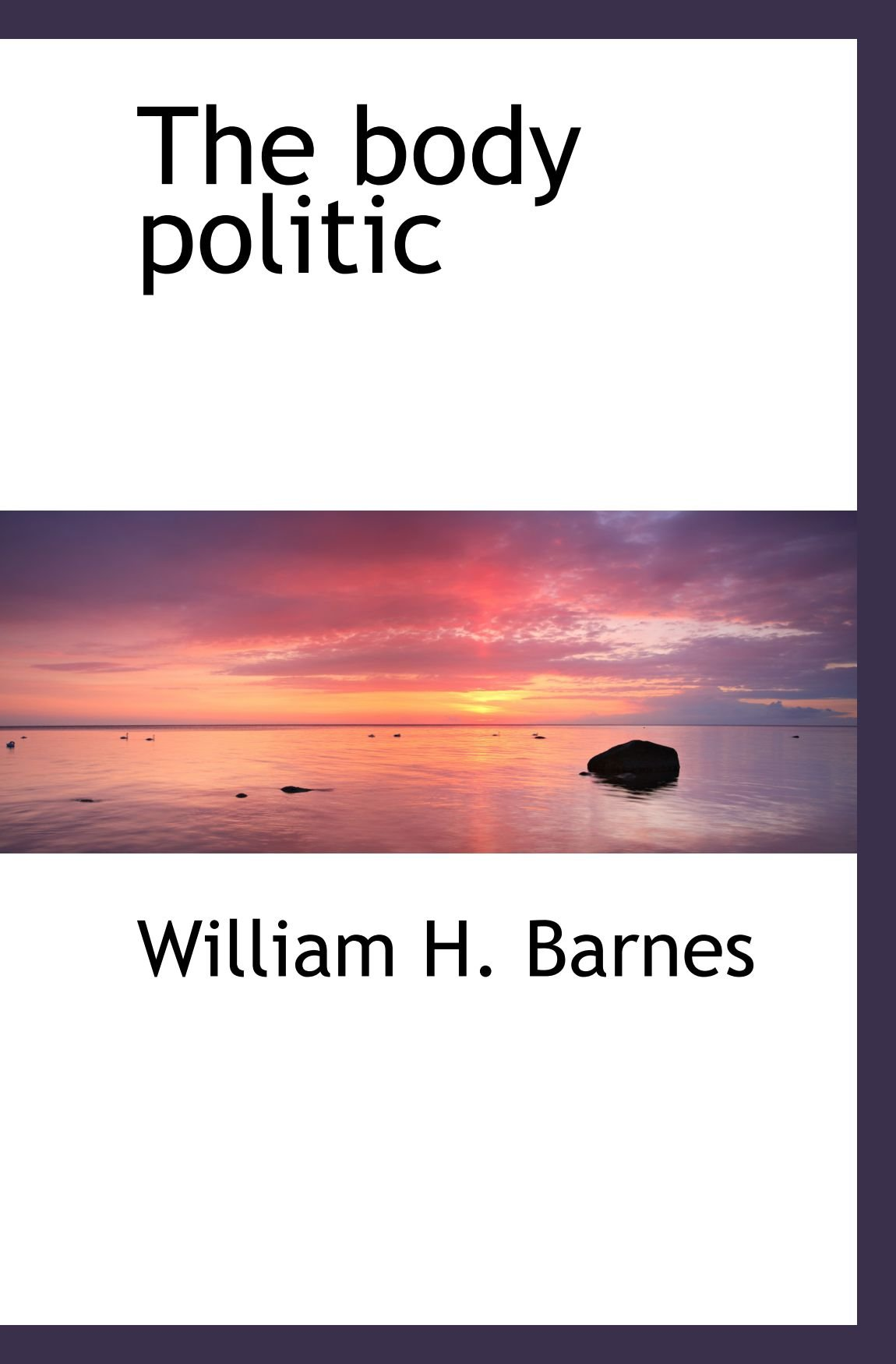 Download The body politic ebook