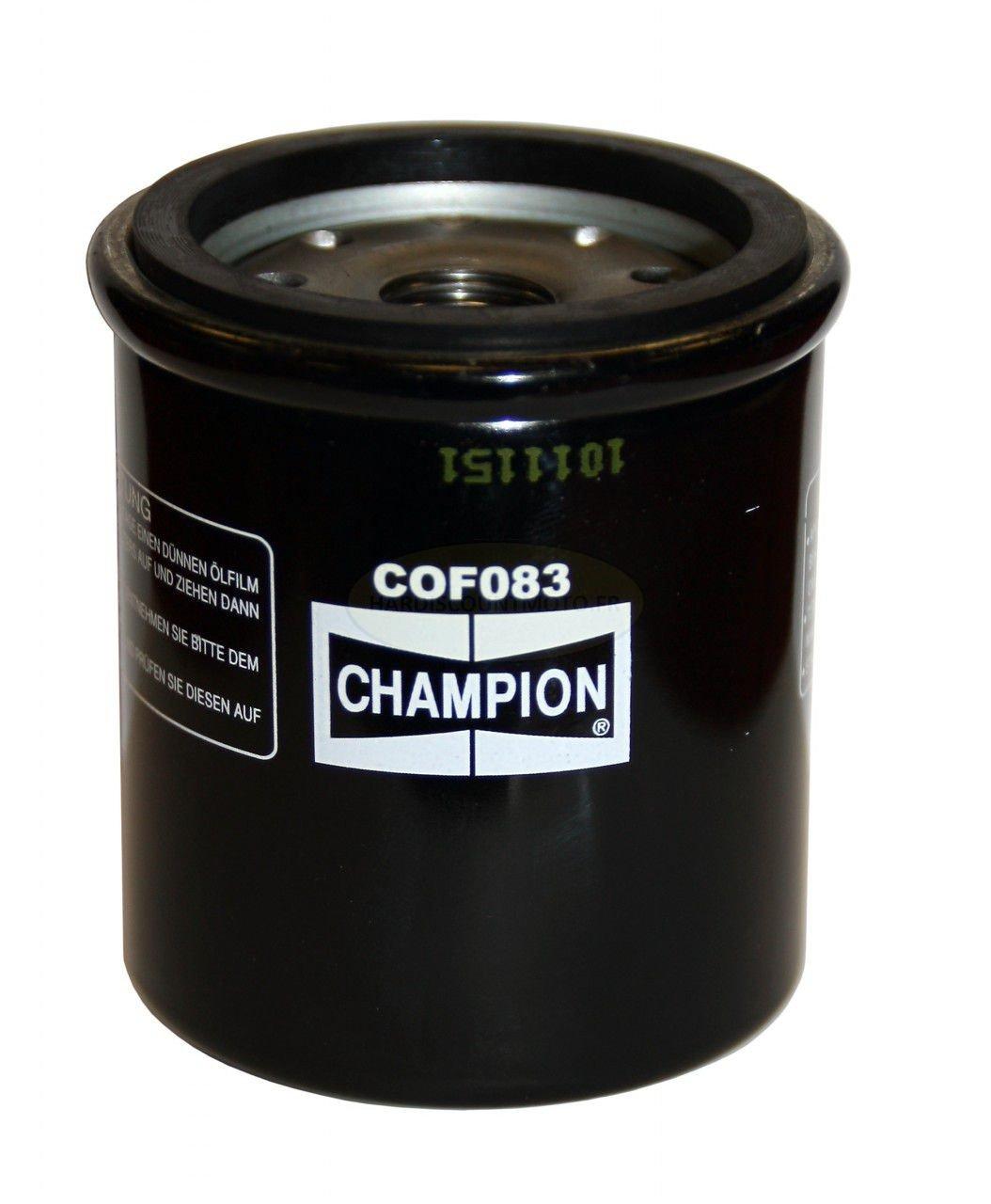 Filtro para el aceite COF083: Amazon.es: Coche y moto