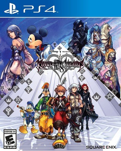 - Kingdom Hearts HD 2.8 Final Chapter Prologue - PlayStation 4