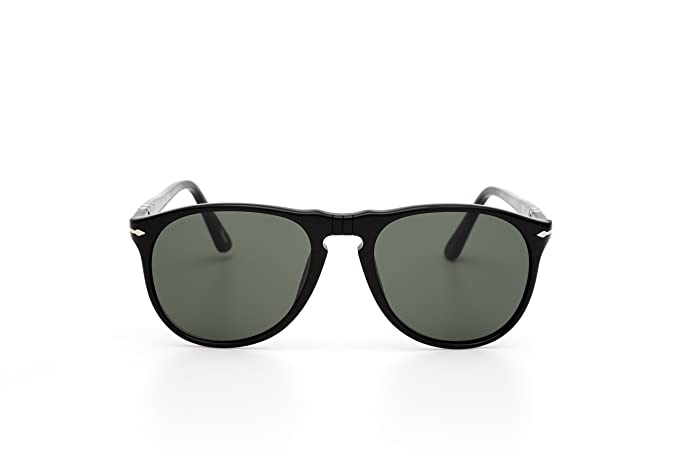 8a29db56ec Image Unavailable. Image not available for. Colour  Persol 9649 Aviator  Sunglasses 95 31 ...