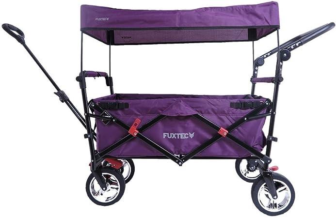 FUXTEC Kühltasche PURPUR für Bollerwagen