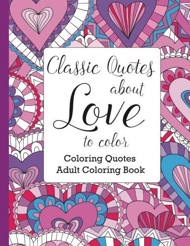 Classic Quotes about Love Color